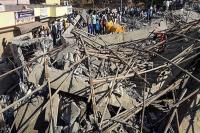 कर्नाटक में निर्माणाधीन इमारत गिरी, 2 लोगों की मौत