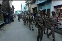 हरिद्वारः पुलिस ने होली पर किए सुरक्षा के पुख्ता इंतजाम, सीमाओं पर बढ़ाई जवानों की तैनाती