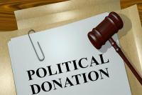14 साल में बड़े दलों को 8721 करोड़ का गुप्त दान