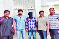 हमला करने के मामले में मुख्यारोपी गिरफ्तार