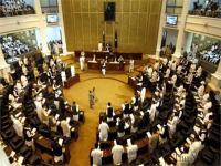 पाक की एसैंबली  में भारत  विरोधी टिप्पणी से मचा बवाल, सदस्यों ने किया वॉकआउट