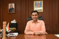 गोवा की भाजपा सरकार ने जीता बहुमत, CM प्रमोद सावंत के पक्ष में पड़े 20 वोट