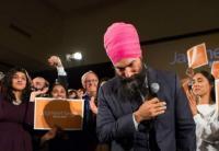 भारतीय सिख जगमीत सिंह ने कनाडा की संसद में रचा इतिहास