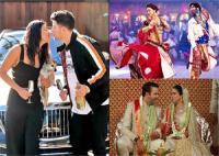 Festive Dhoom: शादी के बाद ये 9 सेलेब्स कपल्स मनाएंगे पहली होली
