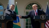 ब्राजील को ''बड़ा गैर-नाटो सहयोगी'' बनाने के लिए बेताब ट्रंप