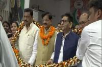 कांग्रेस में शामिल हुए BJP के पूर्व सांसद उदय सिंह , पूर्णिया लोकसभा सीट से लड़ेंगे चुनाव