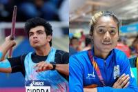 एशियाई चैम्पियनशिप के लिए भारतीय टीम में शामिल नीरज और हिमा