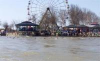 इराकः टिगरिस नदी में नौका डूबी, महिलाओं व बच्चों समेत 100 लोगों की मौत
