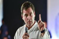 झारखंड में चौकीदारों को वेतन नहीं मिलने को लेकर राहुल ने साधा प्रधानमंत्री पर निशाना