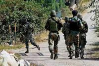 जम्मू-कश्मीर के बारामूला में हुई मुठभेड़ में दो आतंकवादी ढ़ेर