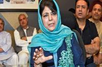यासीन मलिक के बचाव में उतरी महबूबा, बोलीं-कश्मीर को खुली जेल बना देंगे