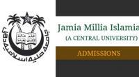 JMI Admission 2019-20: UG, PG कोर्सेस में एडमिशन शुरू, ऐसे करें आवेदन