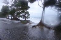 ऑस्ट्रेलिया में चक्रवात के कारण मूसलाधार बारिश
