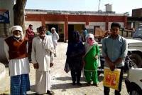कम दहेज लाने पर ससुराल के लोगों ने दिव्यांग महिला के साथ की मारपीट