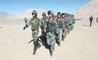 चीन ने भारत-पाक सीमा पर तैनात किए फौजी दस्ते