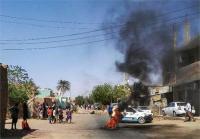 सूडान में विस्फोट से 8 बच्चों की मौत