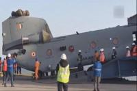 आज भारतीय वायुसेना में शामिल होगा चिनूक हेलिकॉप्टर (पढे़ं 25 मार्च की खास खबरें)
