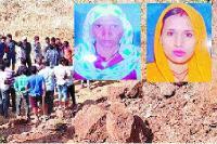 तालाब की खुदाई कर रही महिलाएं मिट्टी में दबीं, 2 की मौत