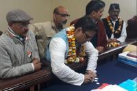 लोकसभा चुनावः नामांकन के अंतिम दिन कांग्रेस के पौड़ी और टिहरी सीट से प्रत्याशियों ने भरा पर्चा