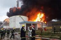 चीन रासायनिक विस्फोट में मरने वालों की संख्या बढ़कर 78 हुई