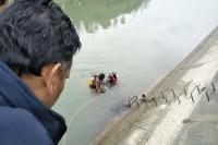 लापता युवक की तलाश को BSL नहर में चला सर्च अभियान, नहीं मिला सुराग