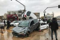 ईरान में बाढ़ में मरने वाले लोगों की संख्या 19 हुई