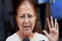 ऑफ द रिकार्ड: सुमित्रा महाजन को फिर मिल सकता है मौका