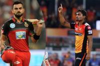 कोहली की काट है हैदराबाद के गेंदबाज संदीप के पास, रिकॉर्ड इतनी बार कर चुके OUT