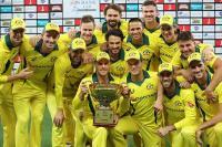 ऑस्ट्रेलिया ने किया पाकिस्तान का क्लीन स्वीप, 5-0 से जीती वनडे सीरीज