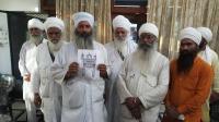 मामला ऐतिहासिक दर्शनी ड्योढ़ी को ढहाने काःबाबा जगतार सिंह ने मांगी लिखित माफी