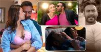 'दे-दे प्यार दे' ट्रेलरः 20 साल छोटी एक्ट्रेस से रोमांस करते दिखे अजय, सैफ करीना पर कसा तंज