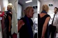 एयर इंडिया के विमान में उत्पात मचाने वाली महिला को हुई जेल, क्रू मेंबर्स से की थी गाली गलौच