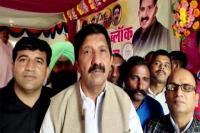 मुकेश अग्निहोत्री ने साधा निशाना, कहा-घोषणा पत्र नहीं माफी पत्र जारी करे BJP (Video)