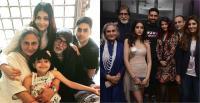 B''Day special: जया बच्चन के बर्थ-डे पर देखें उनकी परिवार के साथ देखें 10 तस्वीरें