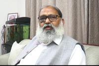 कांग्रेस के इशारे पर बोल रहे हैं फारुख अब्दुल्ला: विज