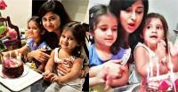 ''बिग बाॅस'' फेम सबा खान ने करणवीर और उनकी बेटियों संग मनाया बर्थ-डे, देखें तस्वीरें