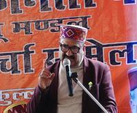 पंडित सुखराम पर गोविंद ठाकुर ने साधा निशाना, बोले- BJP ने टब्बर पालने का ठेका नहीं लिया (Video)