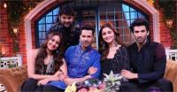''द कपिल शर्मा शो'' में पहुंची ''कलंक'' की कास्ट, कीकू शारदा के जोक्स पर अप्सेट दिखीं आलिया!