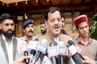 कुल्लू के विधायक ने साधा निशाना, बोले-देश में गिर रहा भाजपा का ग्राफ