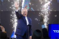 इसराईल चुनावः जबरदस्त मुकाबले में जीते नेतन्याहू, 5वीं बार बन सकते हैं प्रधानमंत्री