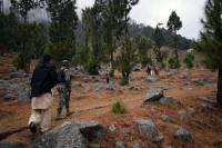 एयर स्ट्राइकः 43 दिन बाद पाकिस्तान ने मीडिया को दिखाया बालाकोट मदरसा