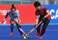 भारतीय महिला हॉकी टीम ने मलेशिया का 4-0 से किया सफाया