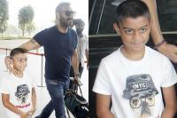 Video: बेटे युग की शरारतों से परेशान हुए अजय देवगन,एयरपोर्ट पर संभालना हुआ मुश्किल