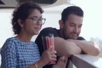 आमिर खान का नया शो ''तुफान आलंया'' में दिखी पत्नी किरण, हैंडपंप चलाते आए नजर