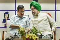 AAP ने दिल्ली में नहीं किया कोई काम, इसलिए कांग्रेस से गठबंधन को बेताब केजरीवाल: पुरी