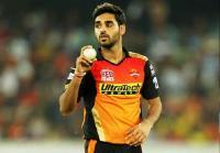 IPL 2019 : हैदराबाद के लिए भुवनेश्वर ने पूरा किया 'विकेटों का शतक'