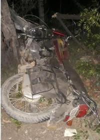 कार की टक्कर से मोटरसाइकिल सवार की मौत