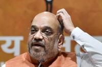 कांग्रेस के जेहन में बैठ गया है हार का डर: शाह