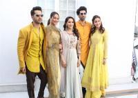 ''कलंक'' के स्टार कास्ट ने दिल्ली में किया फिल्म का प्रचार