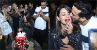 पति ने यूं मनाया अनीता हसनंदानी का बर्थडे, Kiss करते हुए रोमांटिक तस्वीरें आईं सामने